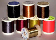 Thread, floss, tinsel, wire